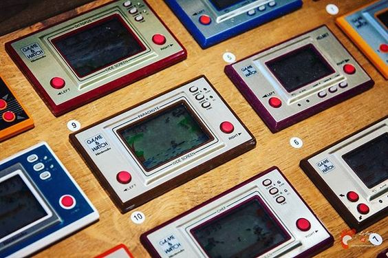 video games 1980 game and watch