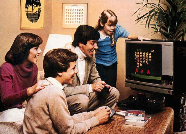 video games 1980 space invaders