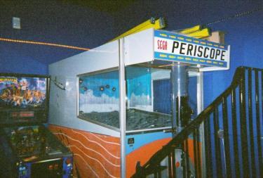 sega arcades periscope