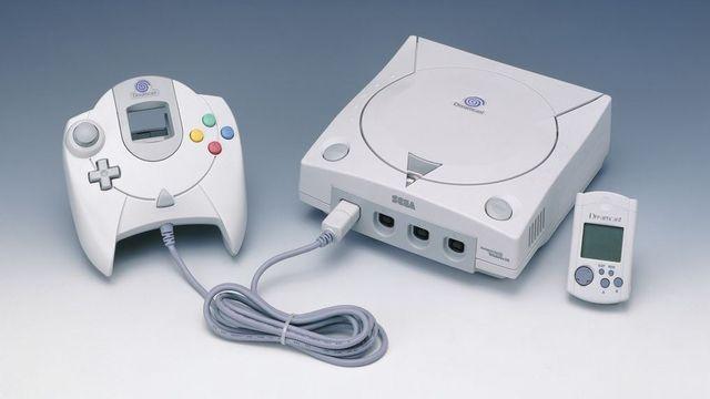 sega consoles dreamcast