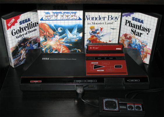 sega consoles master system