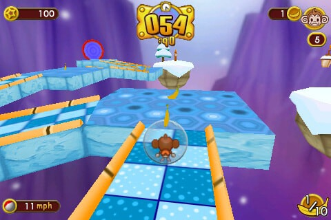 super monkey ball ios