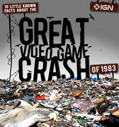 video games 1983 crash