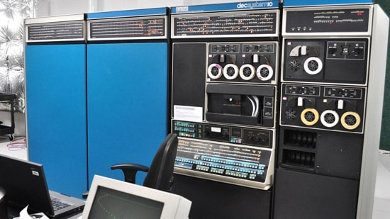 video gaming 1971 pdp-10 mainframe computer