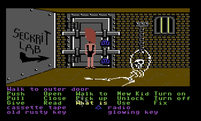 video games 1987 maniac mansion
