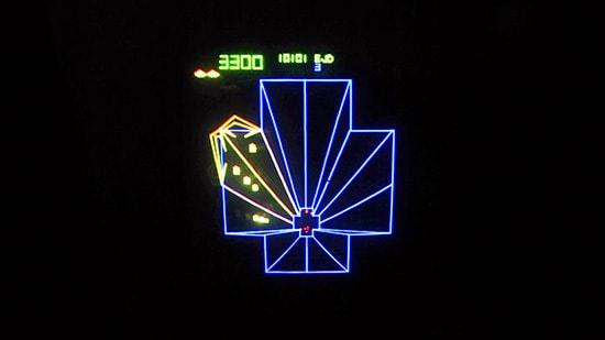 tempest video game atari 1981