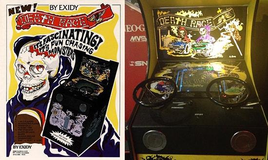video games 1976 death race