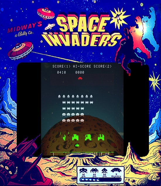 video games 1978 space invaders