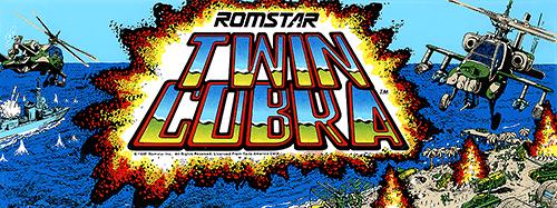 Twin Cobra [Arcade, 1987] - Retro Video Games 1971-2018