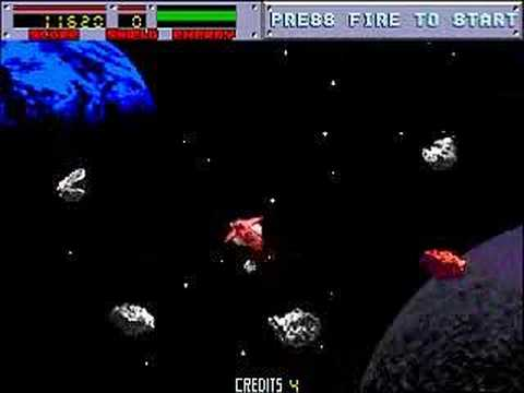 blasteroids gameplay