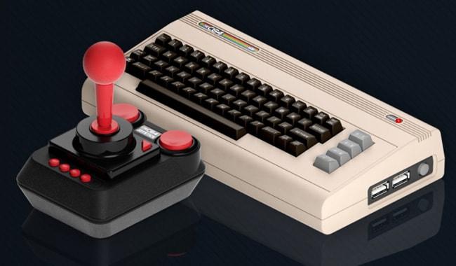 c64 mini console
