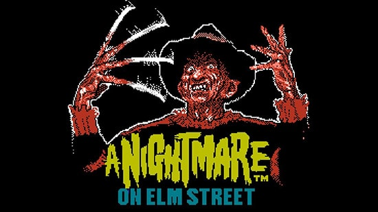 a nightmare on elm street nes