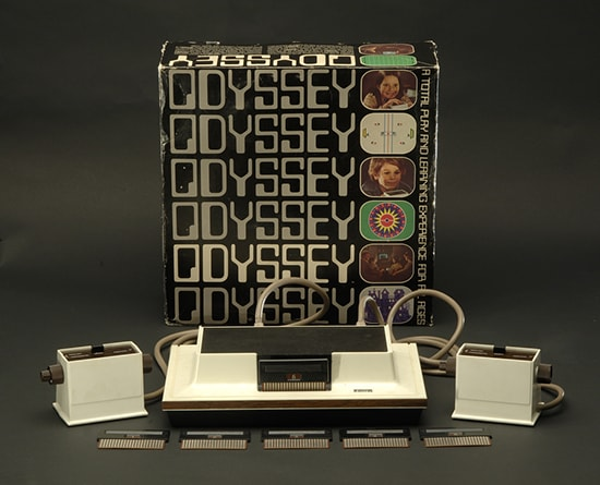 magnavox odyssey console