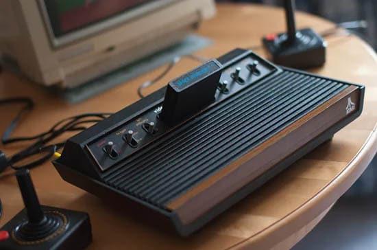 video game consoles history atari 2600